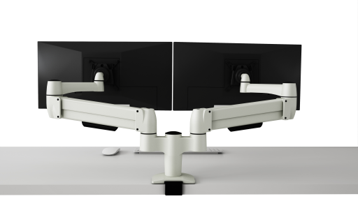Adapt Monitor Arm Dual